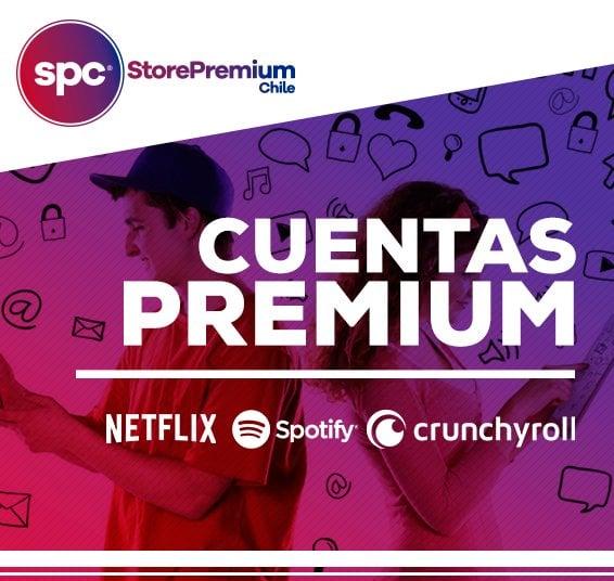 Netflix premium chile
