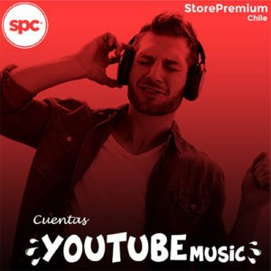 Cuenta Youtube Music